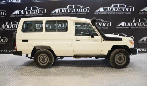Vehicle Segment TOYOTA LAND CRUISER HZJ78