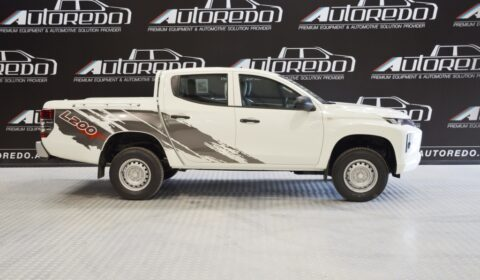 Tropicalized MITSUBISHI L200