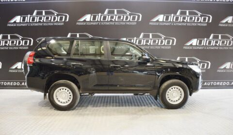 Belgium Listings TOYOTA LAND CRUISER PRADO