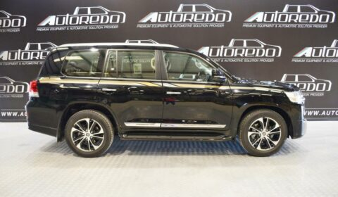 Shipping Listings TOYOTA LAND CRUISER 200